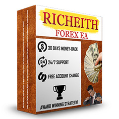 Richeith Forex EA – automated Forex trading software