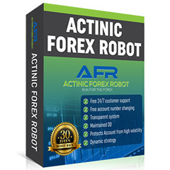 Actinic Forex Robot – reliable Forex trading software