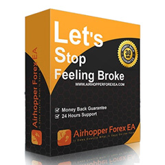 Airhopper Forex EA – Forex robot for automated trading