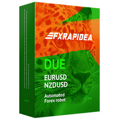 FXRapidEA DUE – reliable Forex trading software