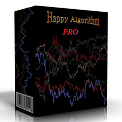 Happy Algorithm PRO – Forex robot for automated trading