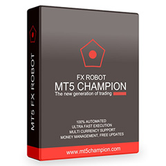 MT5 Champion – very profitable automated Forex trading EA