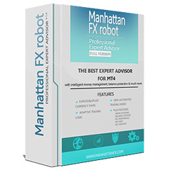 Manhattan Forex robot – very profitable automated Forex trading EA