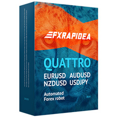 FXRapidEA QUATTRO – automated Forex trading software